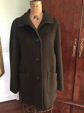 Cinzia Rocca Wool & Cashmere Blend Women Coat US Size 12
