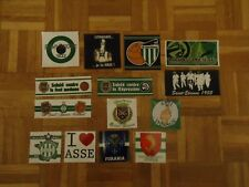 Autocollants ultras saint etienne (asse, magic fans, green angels)