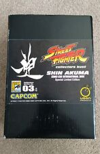 UDON Street Fighter Shin Akuma SDCC Special LE San Diego Comic Con 2005 - New