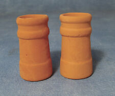 Dolls House Miniature-ROUND COMIGNOLI-terracotta