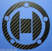 CHAO Carbon Tankdeckel-Cover für Suzuki GSX-R 1000 K9 ab 2009 #044