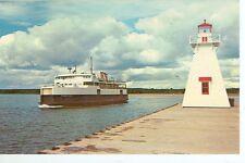 M.V. PRINCE NOVA-FERRY-PRINCE EDWARD ISLAND-CARIBOU,NOVA SCOTIA-(CF-124)1969