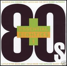 80's CD BLONDIE~KIM CARNES~GLASS TIGER~DO RE MI~JOHNNY DIESEL~HUEY LEWIS + *NEW*