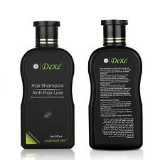 Dexe Hair Shampoo Set Anti-hair Loss Chinese Herbal Hair Growth Product 200ml