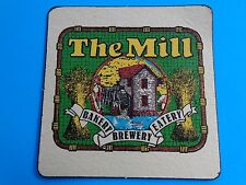 Beer Coaster <> The MILL Bakery, Brewery, Eatery ~ Birmingham, ALABAMA ** CLOSED