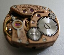 Vintage lady  Omega movement and  dial for cal 482