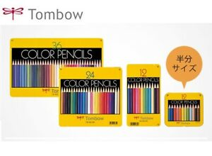 Tombow Color Pencils 36 colors Pencil Choose from 6 Type CB-NQ36C