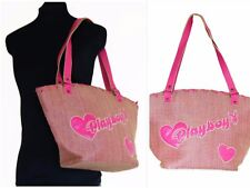 BRAND NEW PLAYBOY LARGE SHOULDER BAG PINK