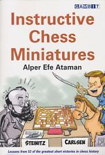 Instructive Chess Miniatures (Chess Book)