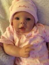Heirloom Realistic Reborn Baby ZOEY- OOAK Artist Beverly Hursh Creation Doll