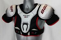 Bauer Vapor X30 Junior Hockey Shoulder Pad Protection    SIZE Small   BLACK A121