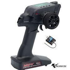 SANWA MX-V Sender / RX-37W Empfaenger Set (wasserdicht) 101A30886A