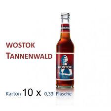 Wostok Tannenwald 10 Flaschen je 0,33l