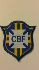 Brazil Brazilian soccer voetbal patch CBF Vintage emblem