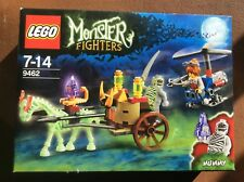 Lego Monster Fighters #9462 - The Mummy. Ann Lee. Retired set