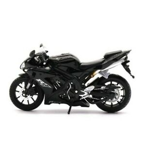 1:12 Yamaha Alloy Motorcycle Children's Toy Motorcycle Model Ornaments for Boys