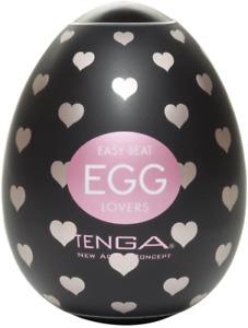 Tenga Egg, Lovers Male Masturbator, 1 Count
