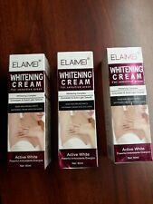 Elaimei Whitening Cream For Sensitive Areas, 60 ml 3X Lot Of 3