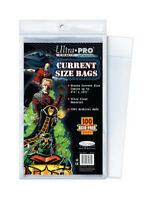 Ultra Pro Comic Storage Bags x 100 Fabric or Paper Craft Archival Acid Free