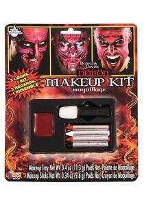 Forum Deluxe Demon Makeup Kit