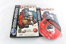 Sega Saturn Loaded Video Game Pal No Manual