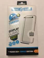 Gadget Guard Black Ice+ Cornice 2.0 Tempered Screen Guard,Samsung Galaxy Note 8