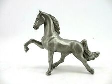 Rawcliffe Pewter 707 Horse Figure 3in