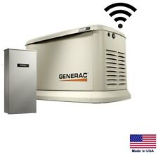 STANDBY GENERATOR - Residential - 20 kW - NG & LP w/200 Amp Transfer Switch SE