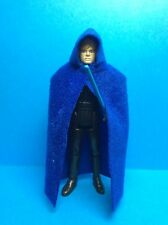 VINTAGE STAR WARS KENNER ACCESSORY-LUKE SKYWALKER JEDI REPRO CLOAK/CAPE (BLUE)