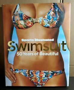 Brand New Sports Illustrated Swimsuit 50 Years of Beautiful Hard Cover Book