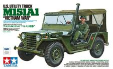 TAMIYA 35334 - 1/35 US M151A1 UTILITY TRUCK - VIETNAM KRIEG - NEU
