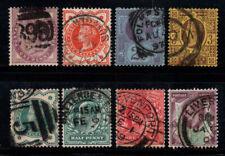 Britain 1881-1902 Used 100% Queen Victoria, Edward VII