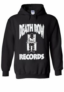 Death Row Records Dr Dre Tupac Men Women Unisex Top Hoodie Sweatshirt 116E