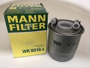 MANN Kraftstoffilter Neu Kraftstofffilter WK8016X