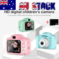 Children Camera Digital HD Mini 1080P Kids Gift Toy Camcorder Video Cam T-Flash-