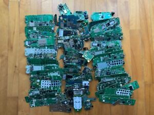 Lot of  3 Lbs 12 oz of Wireless & Cell phone boards for  gold recovery