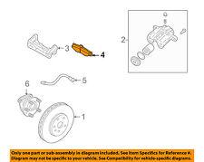 GM OEM Brake-Rear Pads 89047744
