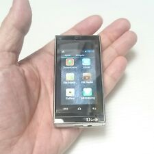 Unlocked MND6 Smallest Android Smartphone Quad Band Dual SIM cell Phone