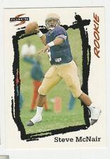 1995 Pinnacle Score 95' Rookie # 248 Steve McNair