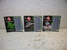 Ghostbusters Collectable Missouri State Lottery Ticket Lot Non Winners
