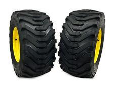 (2) John Deere Wheel & Tire Assy 26x12.00-12 Rpls John Deere M121628