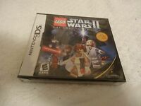 Lego Star Wars II: The Original Trilogy Video Game Nintendo DS NEW SEALED