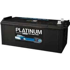 Platinum Marine Plus Battery 12V 135 AH