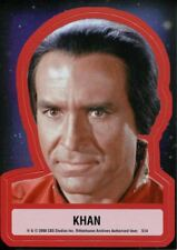 Star Trek TOS 40th Anniversary Series 2 Star Trek Stickers Chase Card S14