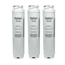 3 x ORIGINAL Wasserfilter Filter Ultra Clarity Bosch Siemens Neff Gaggenau