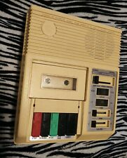 Library Of Congress Tape Cassette Player For Blind C-1