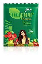 Nupur Henna Goodness of 9 Herbs for Silky & Shiny Hair 1000g / 1kg