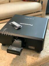 Panasonic PT-DZ780 Projector with ET-DLE030 Ultra Short Throw Lens bundle