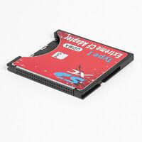 SD SDHC SDXC Typ I Compact Flash CF Kartenadapter für die Kamera  1x