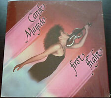 Carole Mayedo - First Flight - Promo vinyl LP - 1983 - played with NEIL YOUNG
